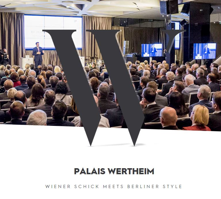 Palais Wertheim 1010 Wien Eventlocation